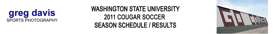 Washington State University Soccer