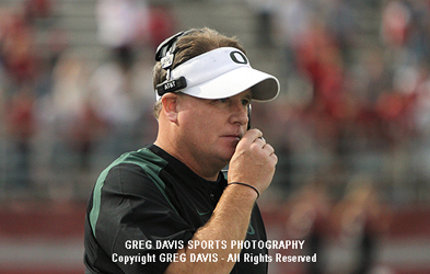 Chip Kelly - University of Oregon Football